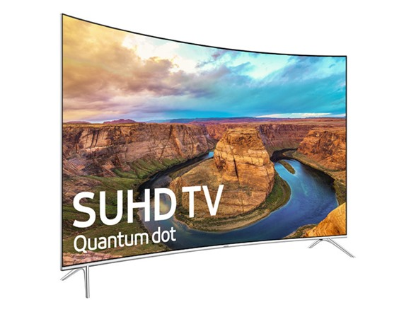 "Samsung 65"""" LED Curved 4K SUHD TV"" 9604a733-3ca8-49e9-a885-c128e4e3da95"