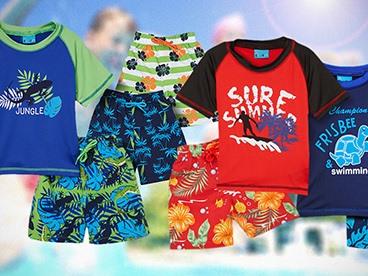 Infant & Toddler Boys' Swim Apparel
