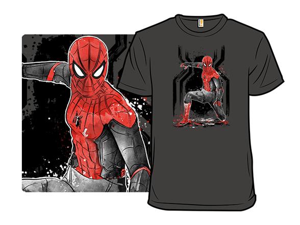 Spider Suit T Shirt