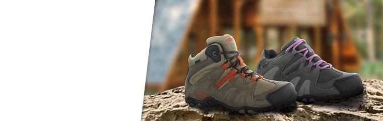 Hi-Tec Kids' Trail Boots and Shoes