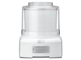 Cuisinart Ice Cream Maker White