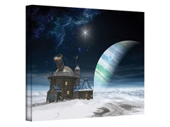 Cynthia Decker Observatory Canvas Art