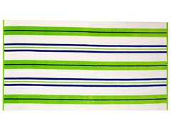 Green & Blue Stripe