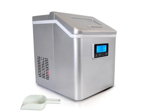 Countertop Ice Maker Digital Water Tappi - Home & Kitchen
