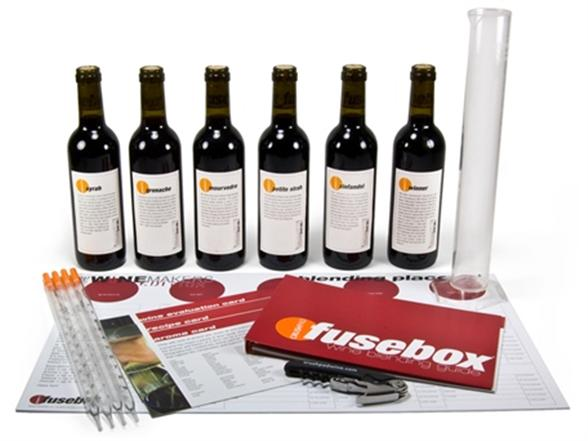7c7681d3 b74f 4245 a6da 5b03b4c2a7b2 fusebox wine blending kit the winemakers edition fusebox wine blending kit at soozxer.org