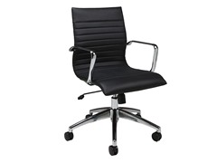 Janette Office Chair Black