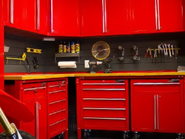 Proslat Garage Cabinets