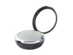 Compact Portable Mirror Speaker