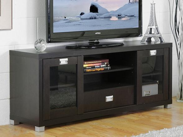 Matlock Tv Stand W Glass Doors