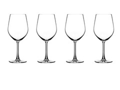 Cuisinart All Purp./Red Wine Glasses-S/4
