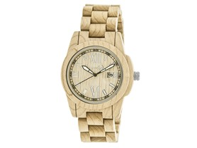 Earth Wood Heartwood Bracelet Watch