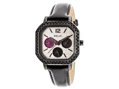Women's Relic Silver Dial Watch