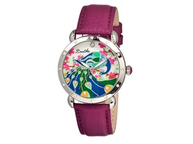 Bertha Didi MOP Bracelet Watch
