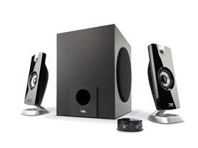 Cyber 26-Watt 2.1 Ch. Speaker System
