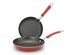 "Twin Pack 9 & 11.5"" Skillet Red"