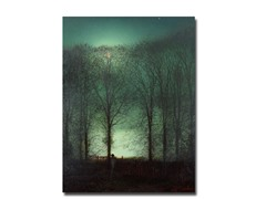 Grimshaw-Figure in Moonlight (2 Sizes)