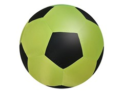 "32"" Green & Black Soccer Neon"