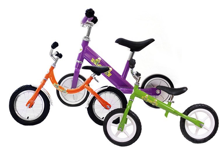 Boot Scoot Balance Bikes (3 Models)