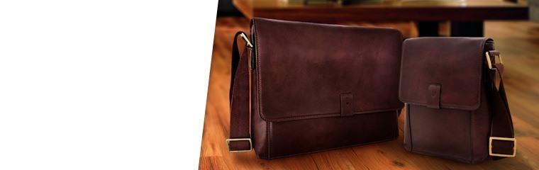 Hidesign & Royce Men's Bags