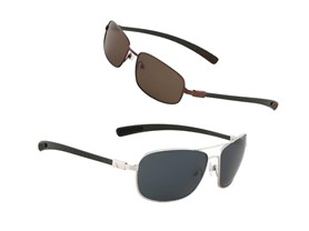 Nautica Men's Polarized Sunglasses - 2 Styles