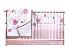 Crib Bedding Set - Sweet Primrose