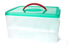 Snapware Snap 'N Stack Storage Box