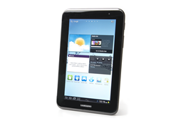 "Galaxy Tab 2 7.0"" Tablet with Pouch"