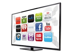 "VIZIO 55"" 1080p LED Smart TV with Wi-Fi"