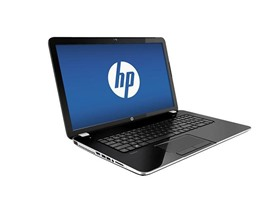 "HP Pavilion 17.3"" AMD A8 Quad-Core Laptop"