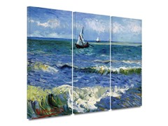 Van Gogh 'Saintes Maries' (2 Sizes)