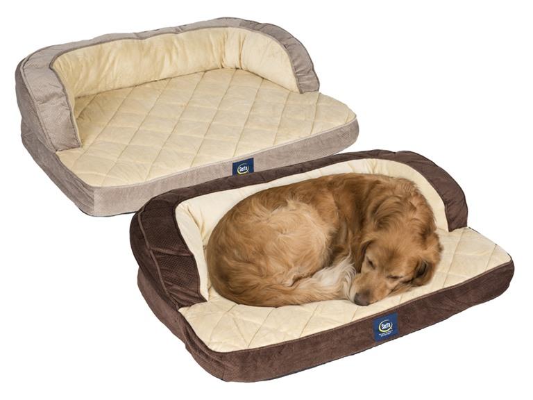Serta Orthopedic Foam Sleeper Sofa (Your Choice)
