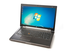 "HP 17.3"" Quad-Core i7 1080p EliteBook"