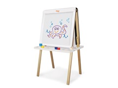 White Little Ones Art Easel
