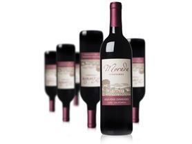 6-Pk. Morada Vineyards Old Vine Zinfandel