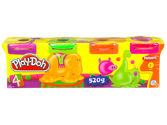 Play-Doh Neon Colors - 4 Pack