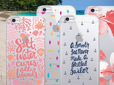 Fun Summer Themed iPhone Cases
