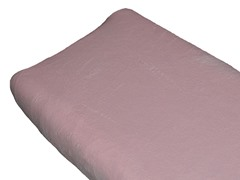 Minky Changing Pad Cover - Pink