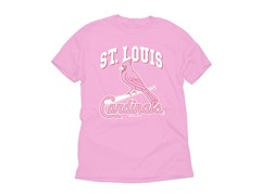 Girls St. Louis Cardinals T-Shirt