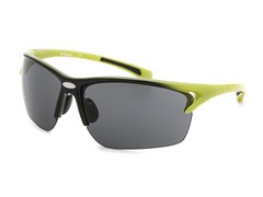 Men's Provo - Black/Lime Green