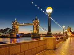 Tower Bridge Wall Mural
