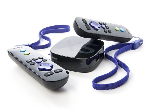 Roku 2 Xs Media Player W2 Remotes