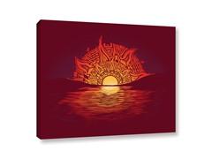 Aztec Sunset