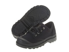Pampa Oxford - Blk/Blk (Kids 12.5 - 2)