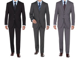 Bianco B Men's Suits