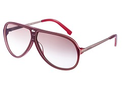 Aviator, Burgundy/Red