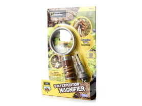 Explorer 3-in-1 Magnifier