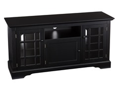 SEI Cullerton TV/Media Stand - Black