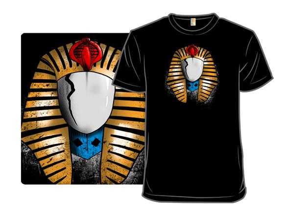 Pharaoh Commander T Shirt