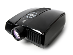 High-Definition LED Widescreen Projector