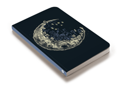To Build Full Moon Journal